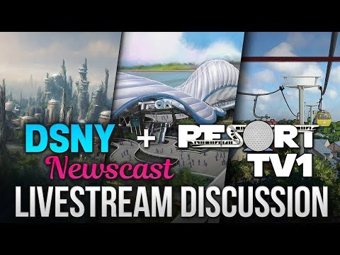 DSNY Newscast and ResortTV1 Live Stream Discussion