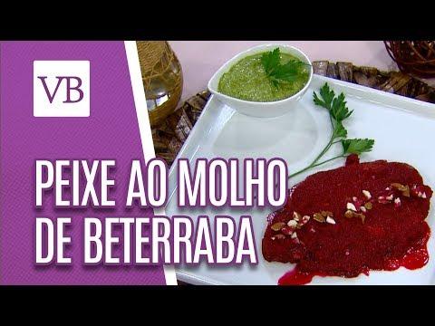 Saint Peter ao Suco de Beterraba e Arroz de Brócolis - Você Bonita (22/05/18)