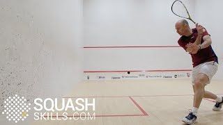 Squash tips: The working boast
