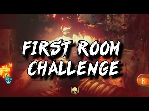 First room challenge: BO3