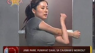 24 Oras: Ang Sikreto Ni Jinri Park Sa Pagpapayat