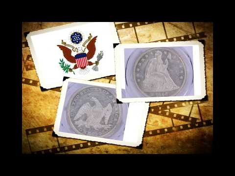 us silver coin 1846 $1 Liberty Seated Dollar Fixed price 2500 USD