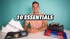 """""""10 ESSENTIALS"""" mit Julian Weigl"""