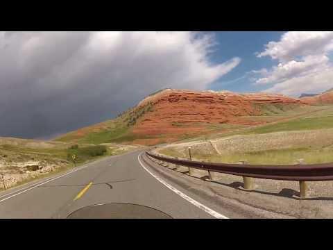 Bighorn Mountains Highway 14
