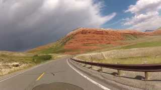 Bighorn Mountains Highway 14