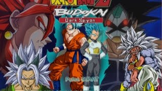 Dragon Ball Dark Saiyan Ultimates
