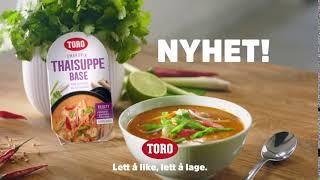 Toro Smaksbaser - Thaisuppe - Bumper