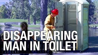 Repeat youtube video HOW TO DISAPPEAR IN A TOILET PRANK