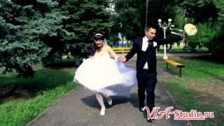 Сергей и Оксана. Удивительная свадьба.