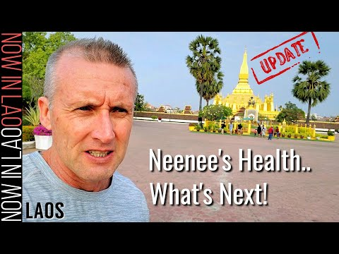 Now in Lao Travel Laos UPDATE from That Luang Vientiane Laos