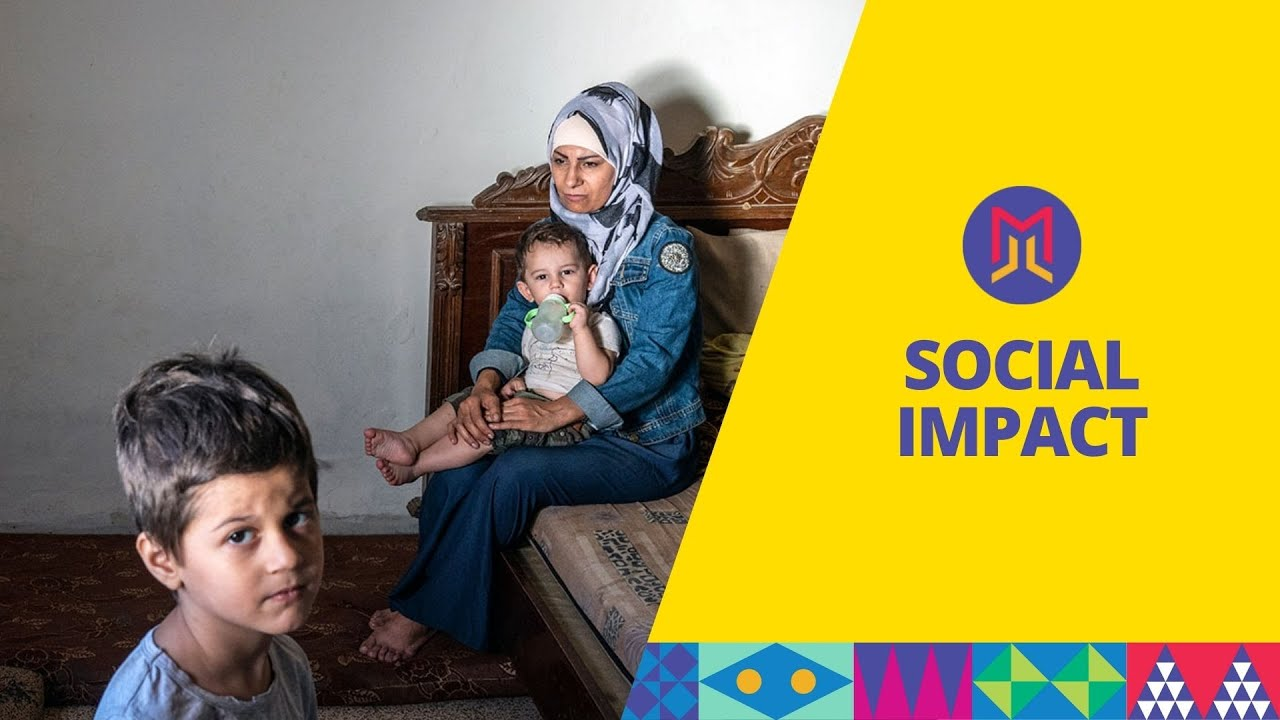 World Refugee Day   Collateral Repair Project   Social Impact   Refugees