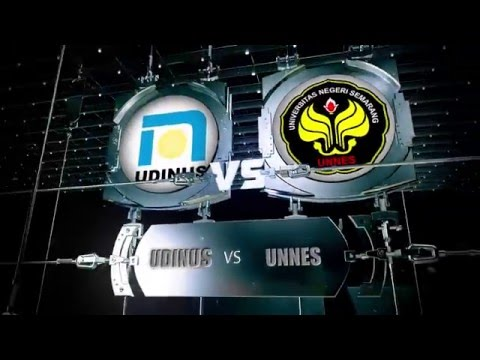 LIMA Basket Kaskus CJYC (Semarang): UDINUS vs UNNES (Men's Final)