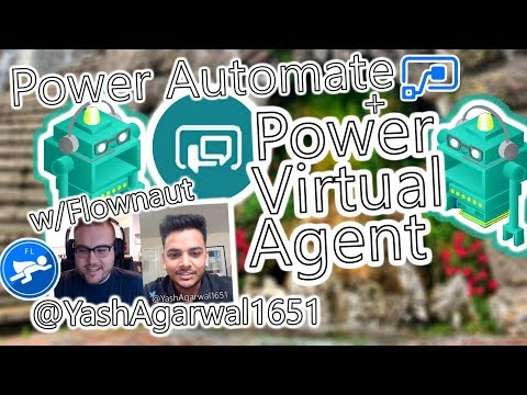 Power Virtual Agent Introduction – 101