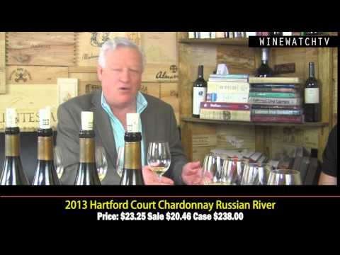 Don Hartford Interview: Hartford Court Chardonnays - click image for video