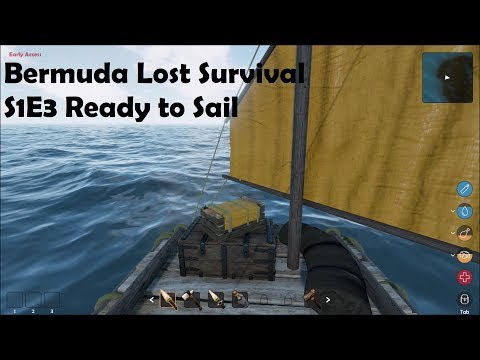 Bermuda S1E3 Ready to sail