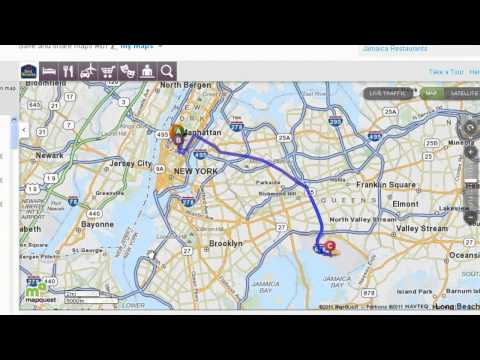 Mapquest Driving Directions