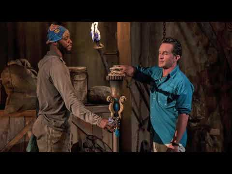 Alan Ball 'Survivor' 35 chats about Joe's immunity idol, JP & Ashley's IdolStripSearch, and more