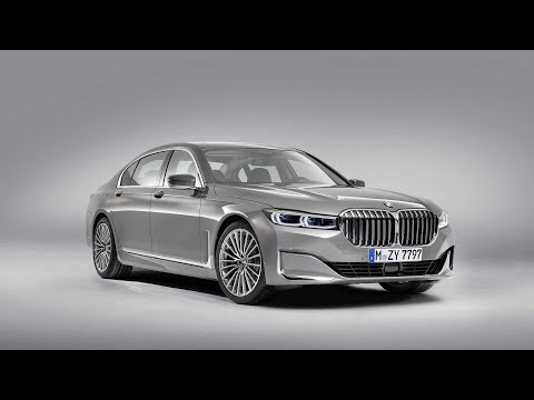 2020 BMW 7 Series – Exterior Design