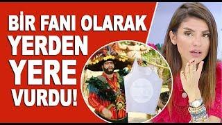Bircan Bali, Recep İvedik 6yı yerden yere vurdu / Magazin Turu
