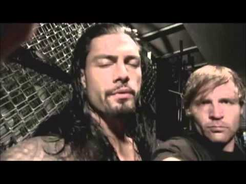 The Sexy Roman Reigns