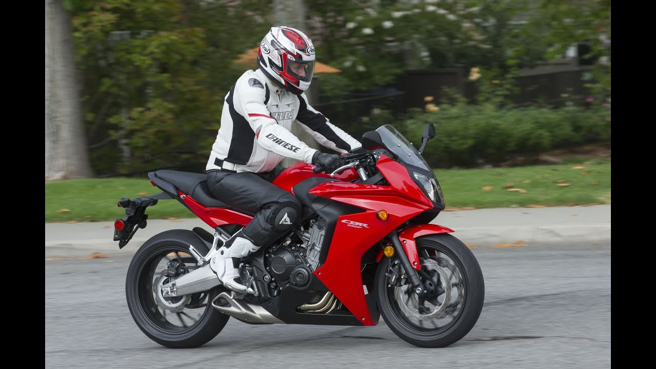 Honda CBR650F Bike Price & Specification - YouTube