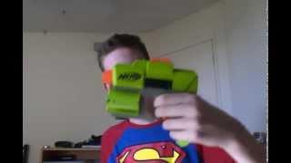 Midair Gun Assembly—Mini Effects #3