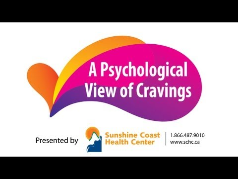 A Psychological View of Cravings