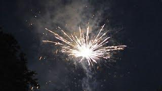 Tűzijáték 1 - Bárdudvarnok Falunap 2017