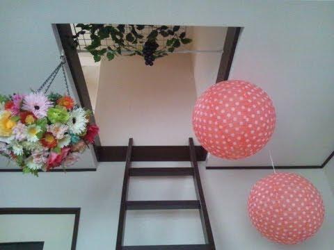 ロフト紹介! My loft room tour! in Japan!