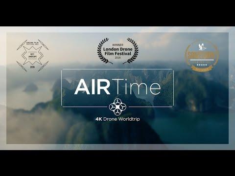 Drone, AIRtime, 4K