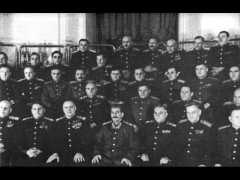 Мятежные генералы Сталина
