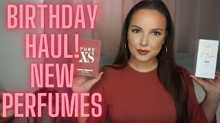 BIRTHDAY PERFUME HAUL....NEW P…