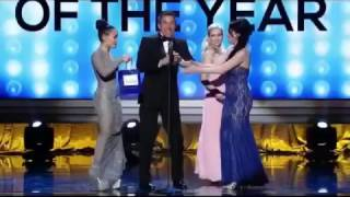 AVN MICK BLUE WINS MALE PERFORMER OF THE YEAR 2015