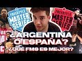 FMS ARGENTINA VS FMS ESPAÑA ¿Cuál me gusta más?
