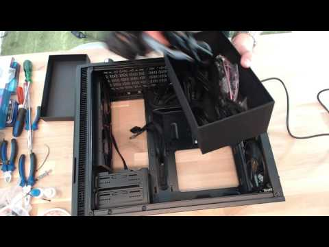 Mjölnir PC Build - #04 - Power Supply (be quiet! Dark Power Pro 11) and Grounding