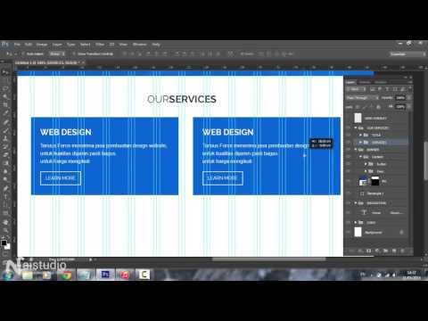 Cara Membuat Responsive Website(PSD Ke HTML & CSS) 1/3