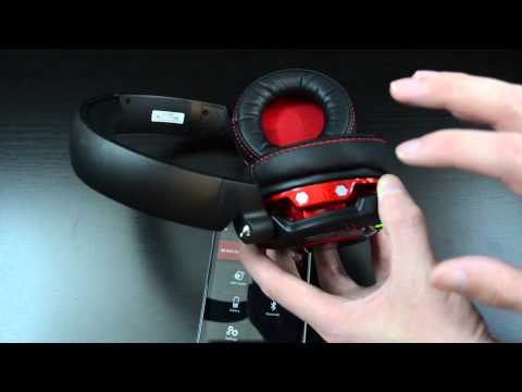 Sound Blaster EVO ZxR Headset Review