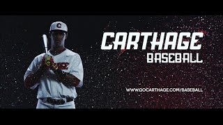 Carthage College Baseball Feature Video