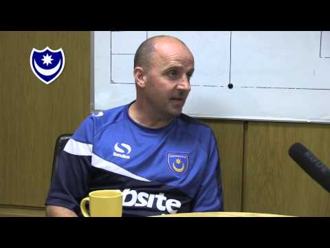 'Football Life Stories: Paul Cook' now on Pompey Player