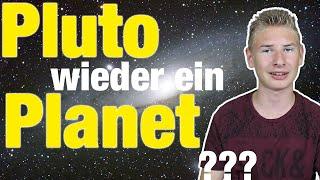 Ist der PLUTO bald wieder ein RICHTIGER PLANET??? - New Horizons