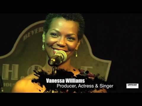 Vanessa Williams singing at Motown Monday VI by filmmaker Keith O'Derek/Upfront Productions