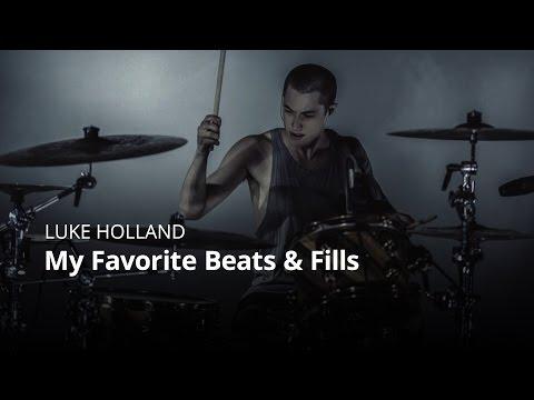 Luke Holland's Favorite Beats & Fills (DRUM LESSON)