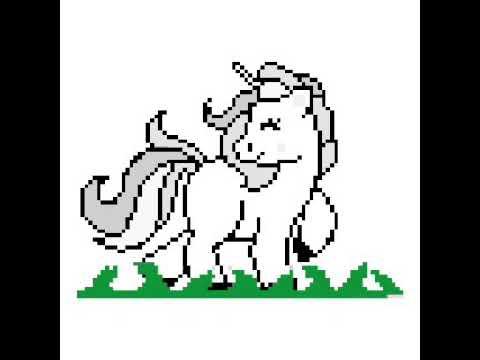 Un Unicorno Da Colorare Youtube