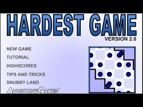 Speedrunning The World's Hardest Game 2