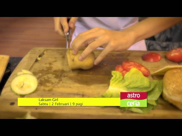 Laksam Girl l Astro Ceria Travel Video