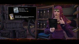 Neverwinter Mod 14 - Ravenloft Monster Hunts Explained How to  Unforgiven GWF (1080p)