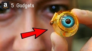 5 HiTech Inventions CooL Gadgets You Can Buy On Amazon ✅ NEW TECHNOLOGY FUTURISTIC GADGETS thumbnail