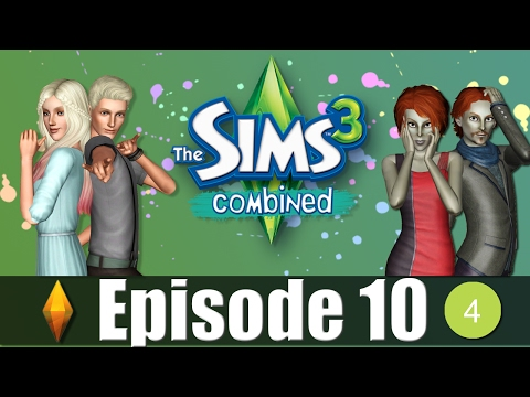 Lets play The Sims 3 Combined Episode 10 (New Beginnings)