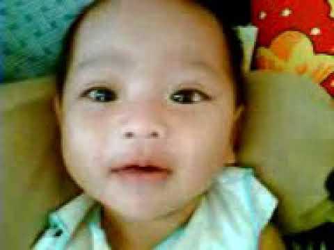 Bayi Lucu Ngakak