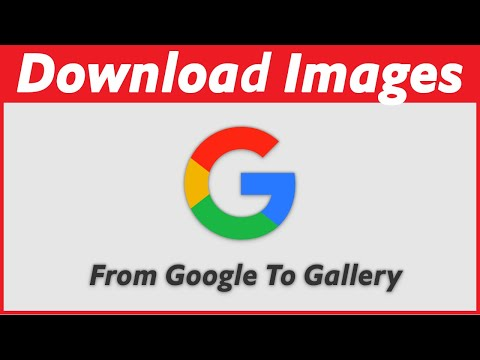 How To Download Images From Google To Gallery In Android